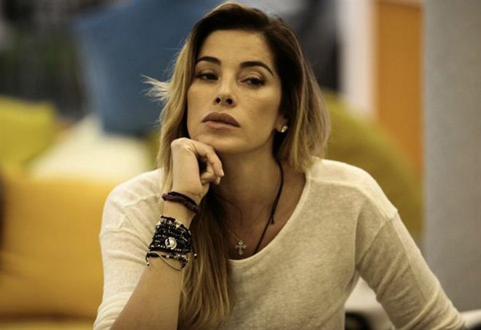 Aida Yespica fa infuriare Barbara D'Urso