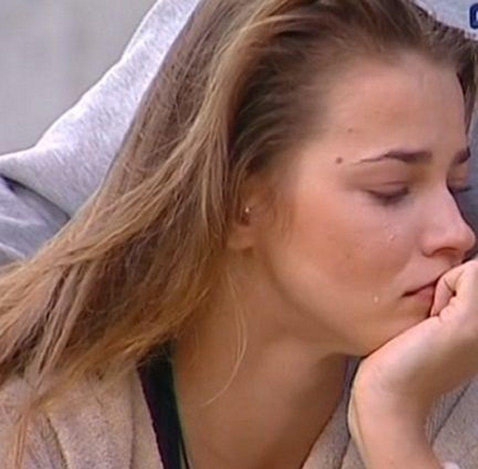 Ivana Mrázová a Pomeriggio Cinque dice sono single