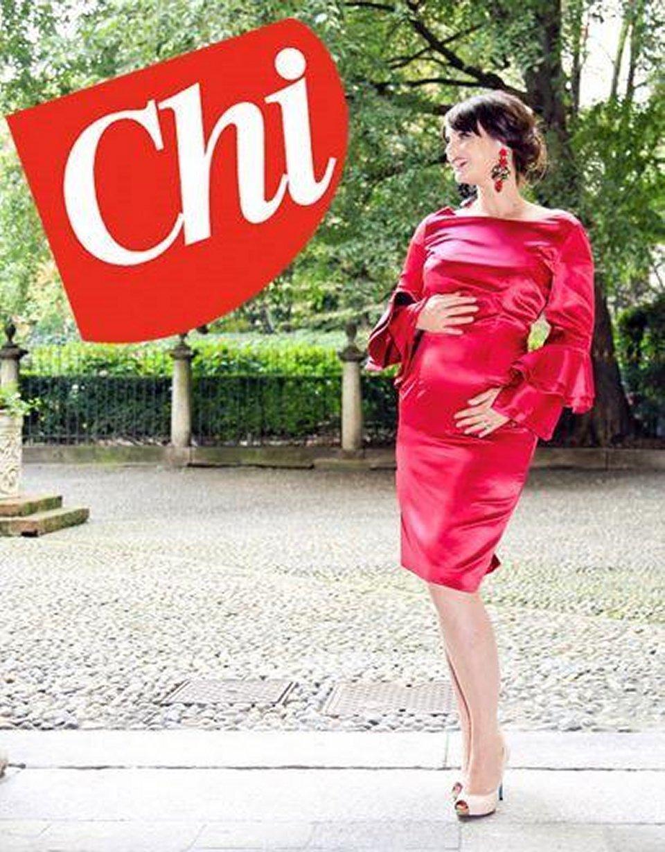 Lorena Bianchetti è incinta aspetta una bimba