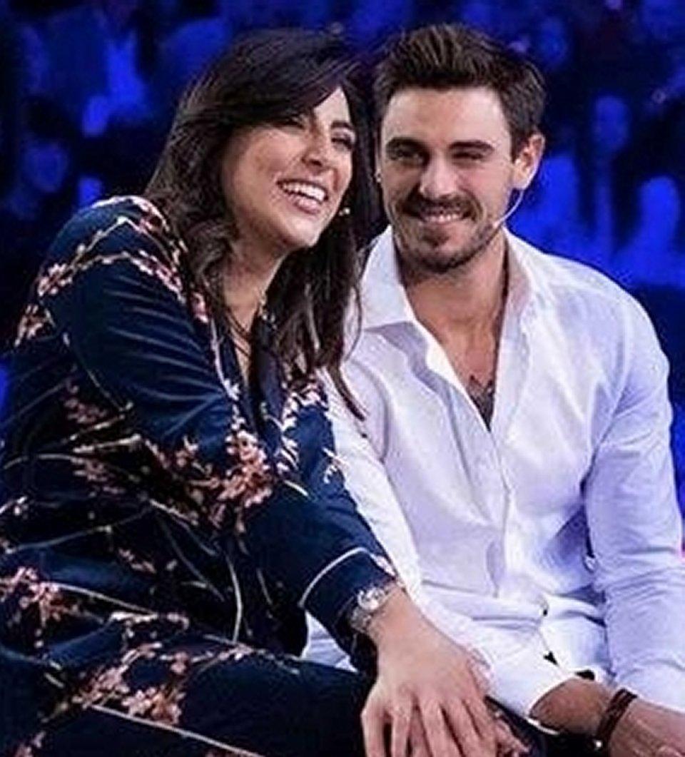Verissimo Francesco Monte con Giulia Salemi siamo una coppia