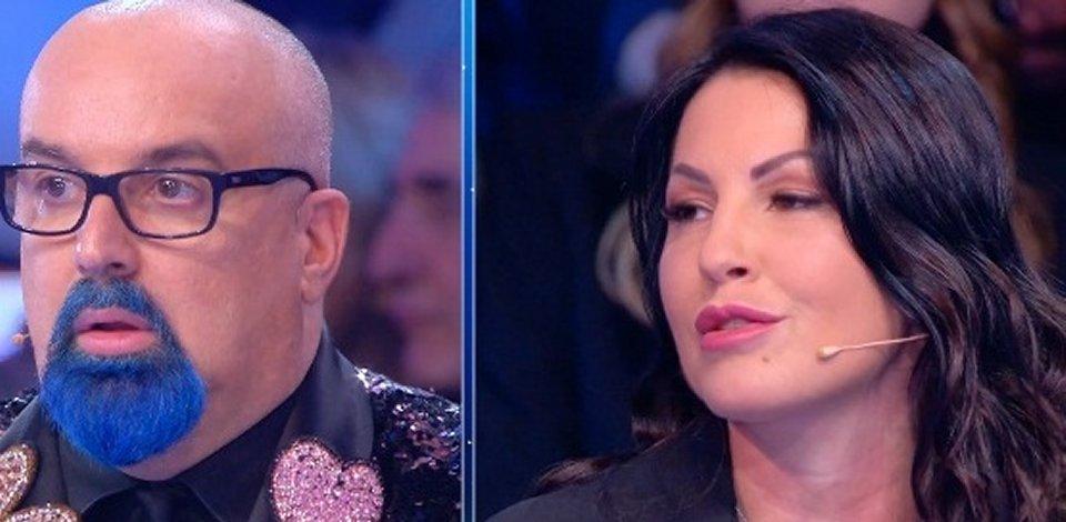 Live non è la D'Urso lite tra Eliana Michelazzo e Giovanni Ciacci