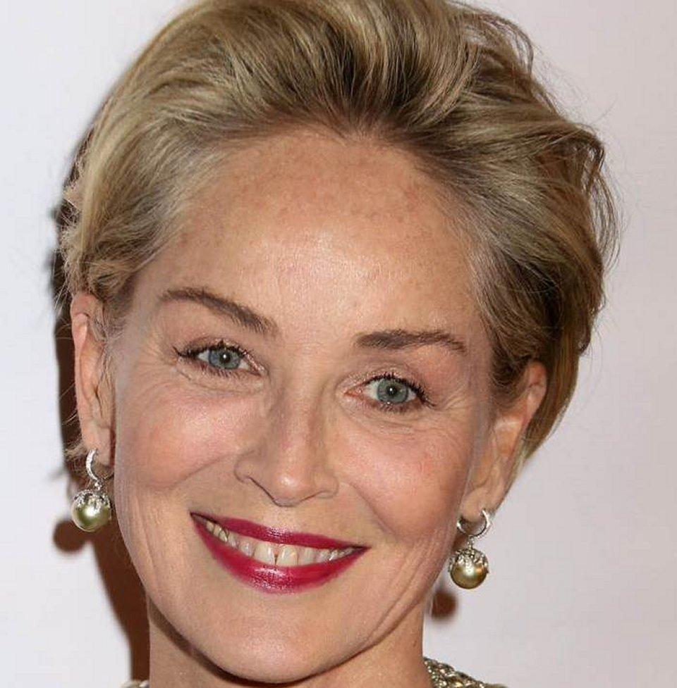 Sharon Stone dopo l'ictus sono stata dimentica come Lady Diana