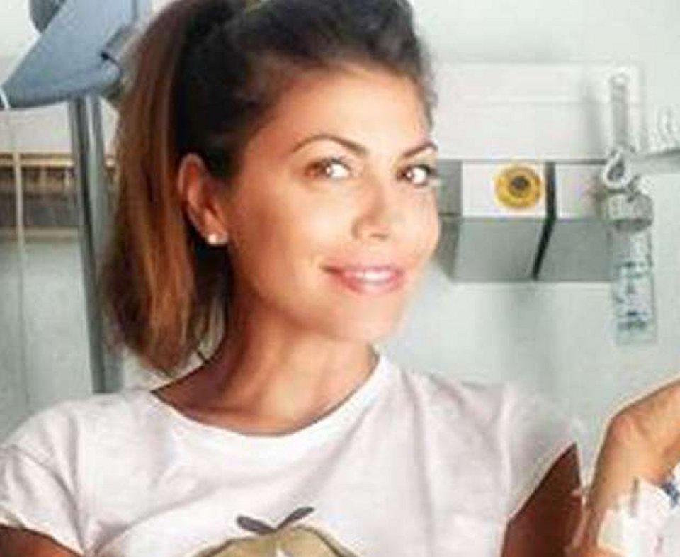 Flora Canto in ospedale è stata un'estate di flebo e digiuni