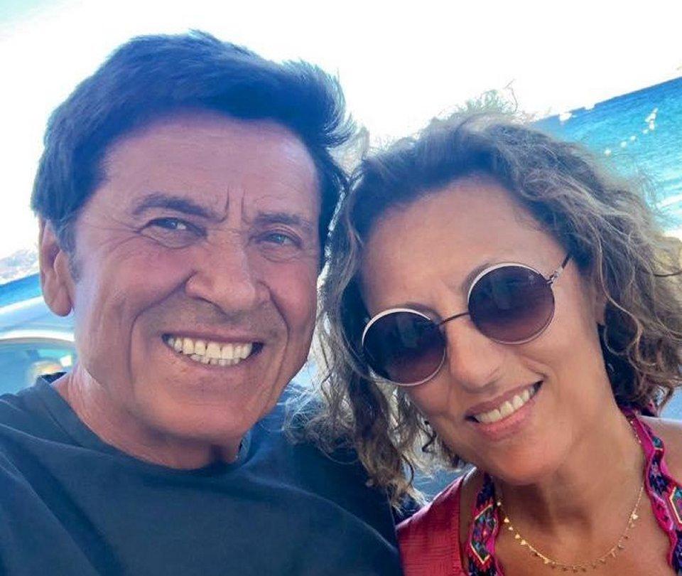 Gianni Morandi la dedica social ad Anna fa commuovere i fan