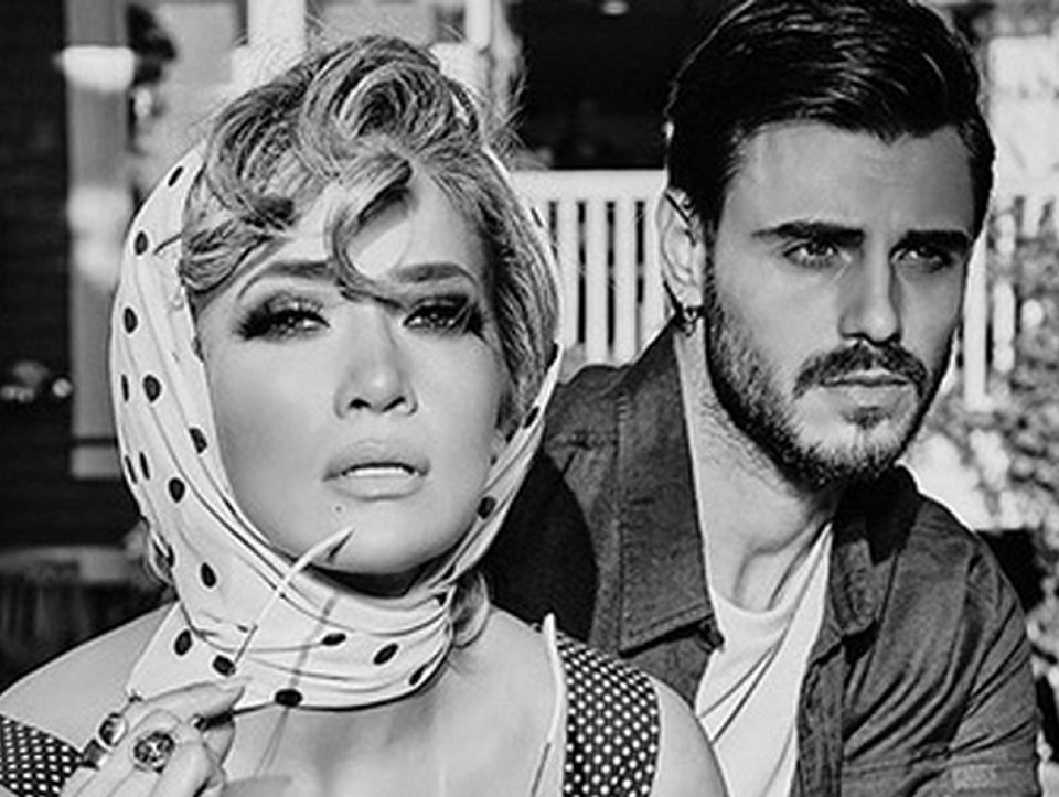 Francesco Monte e Jennifer Lopez insieme in uno spot pubblicitario