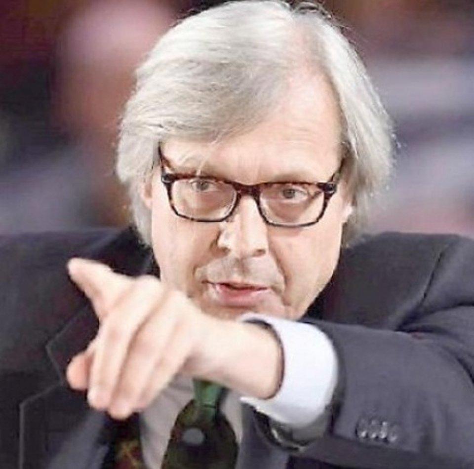 Vittorio Sgarbi è stato fatto fuori dai programmi Mediaset