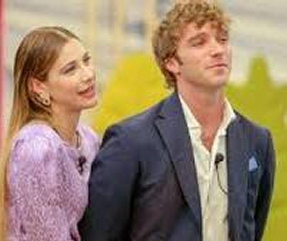 Clizia Incorvaia e Paolo Ciavarro smascherati in diretta tv dalla  D'Urso