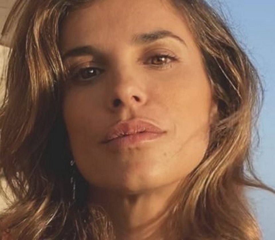 Elisabetta Canalis si sfoga sui social è la seconda volta che sono vittima dei alcuni vandali