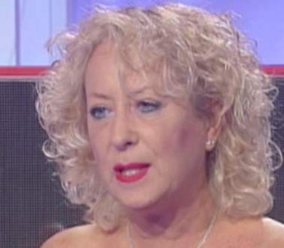 Carolyn Smith a Storie Italiane devo continuare ancora con le mie cure