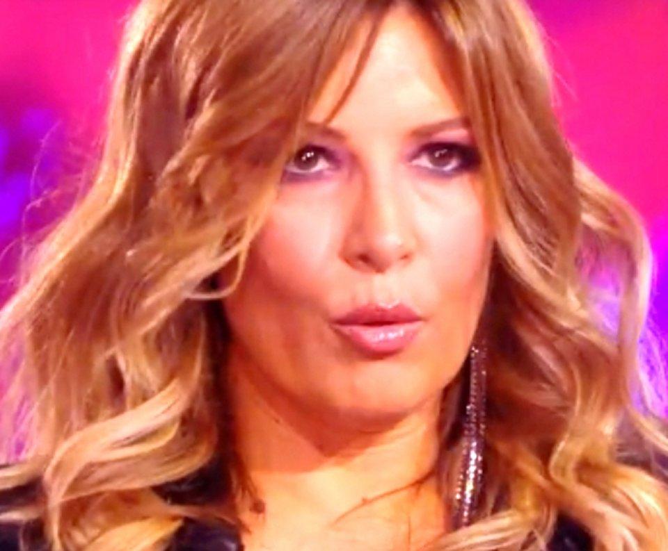 Selvaggia Lucarelli choc in tv ho vissuto un'amore sbagliato avevo toccato il fondo