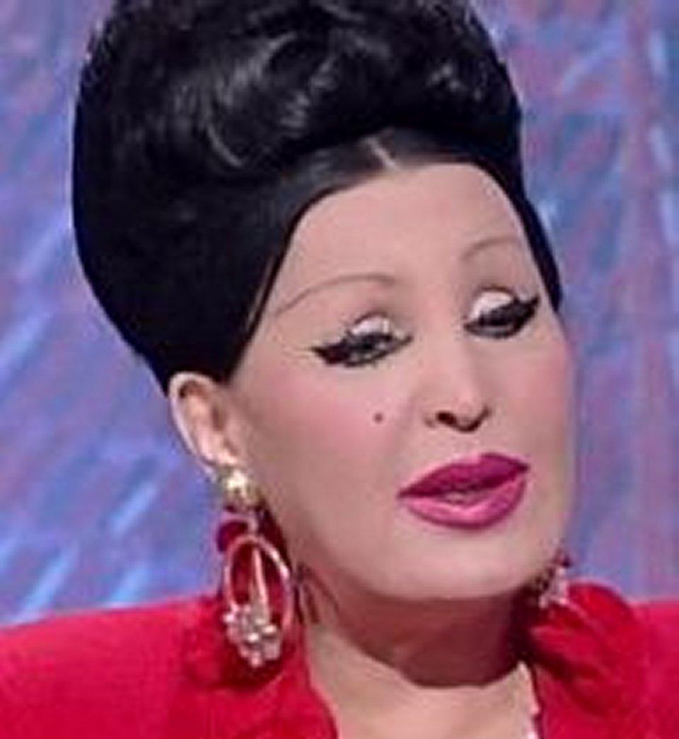 Domenica Live Stefano Orfei Nones dice i gioielli vanno all'asta per volere di mia madre