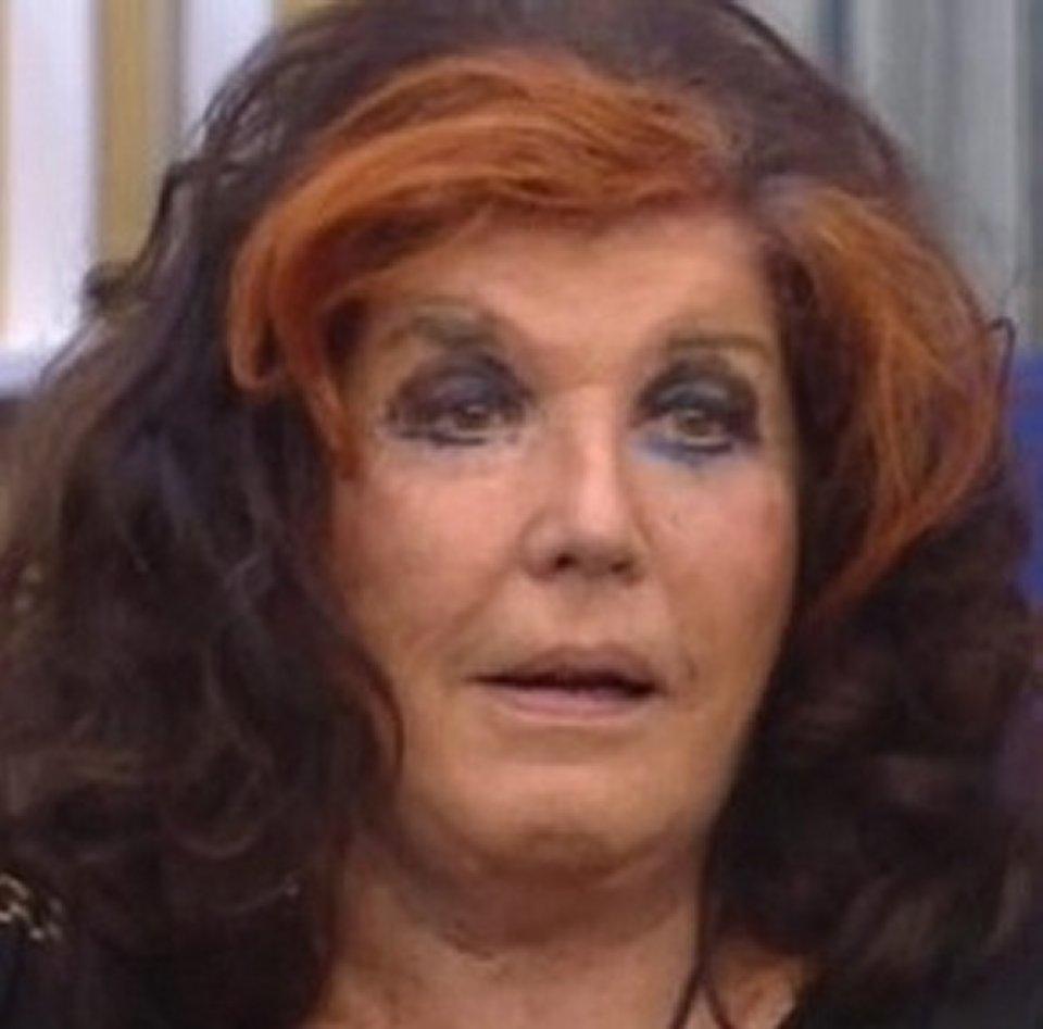Patrizia De Blanck sono rimasta molto delusa da Barbara D'Urso