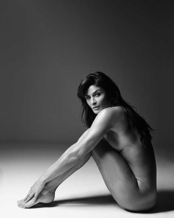 Helena Christensen foto senza veli sui social
