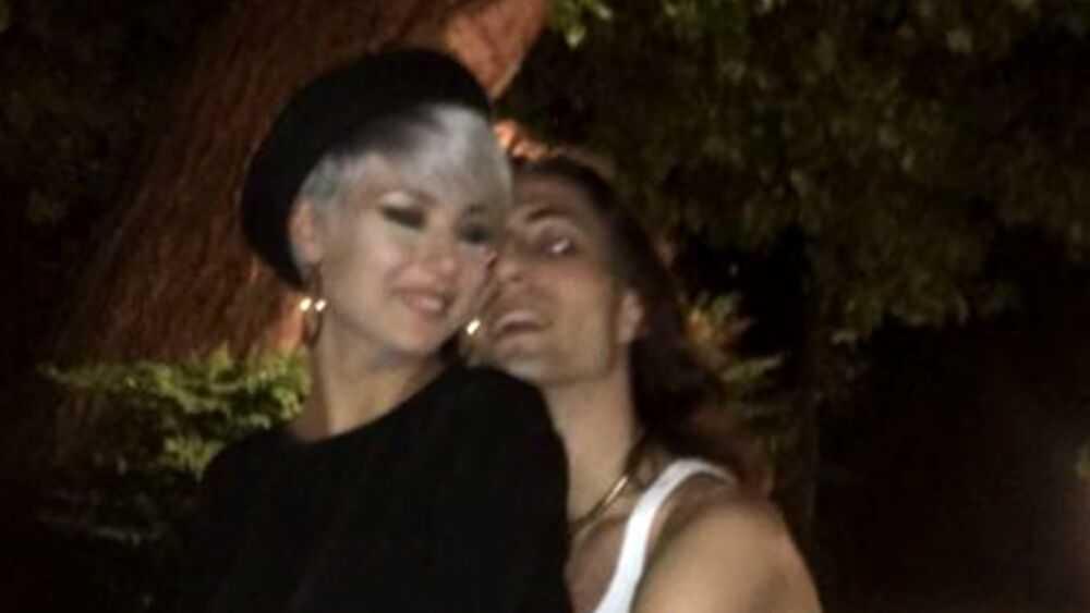 Maneskin Damiano sui social presenta la fidanzata Giorgia Soleri