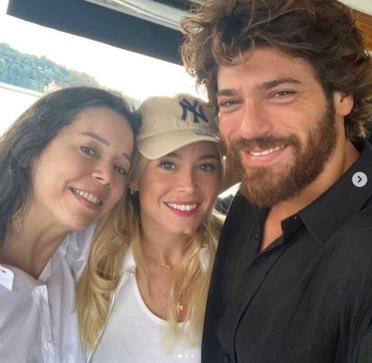 Diletta Leotta e Can Yaman sono in  in Turchia  per conoscere la mamma di lui