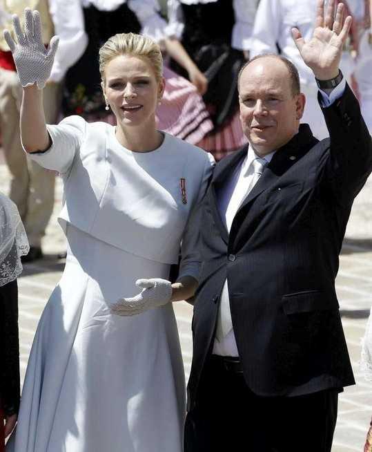 Charlene e Alberto di Monaco in Africa per il loro anniversario di nozze
