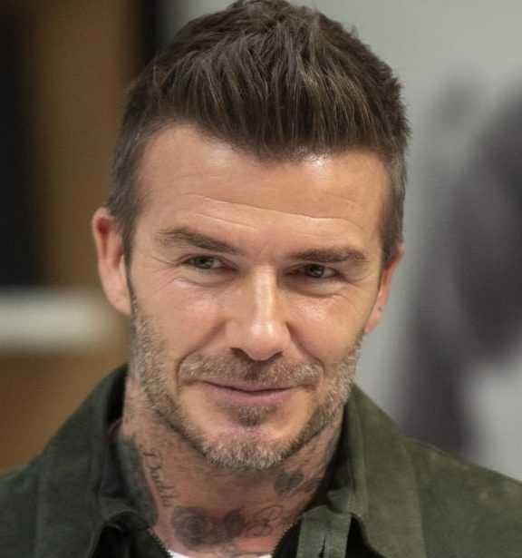 David Beckham per una bravata del figlio ad Amalfi viene interrogato dalla guardia di finanza