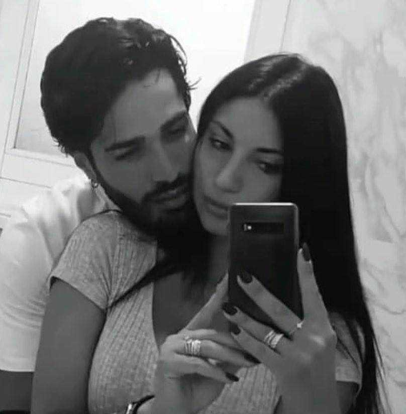Temptation Island Manuela Carriero e  Luciano Punzo prima foto sui social