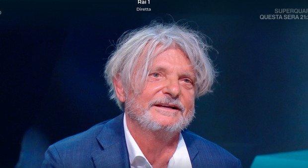 Massimo Ferrero fa una battuta scioccante a Roberta Capua lei lo gela