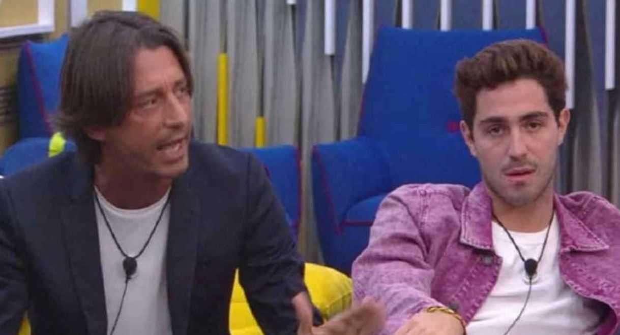 Francesco Oppini svela che è finita l'amicizia con Tommaso Zorzi
