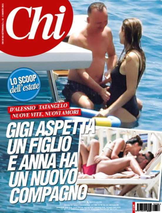 Gigi D'Alessio è in arrivo il quinto figlio la compagna Denise è in dolce attesa