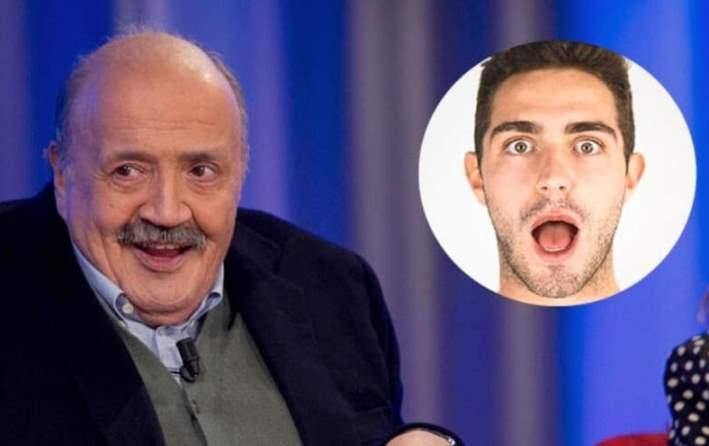 Zorzi elogia Bortuzzo: Costanzo tira una frecciatina a Signorini