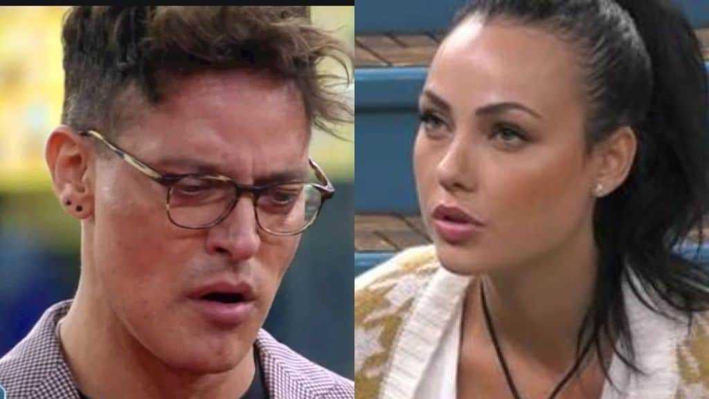 Rosalinda Cannavò il legame con Gabriel Garko si è interrotto dopo il coming out