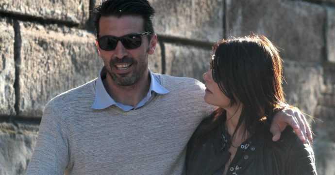 Ilaria D'Amico confessa Gigi Buffon mi fa promesse che non mantiene mi dice stupidaggini