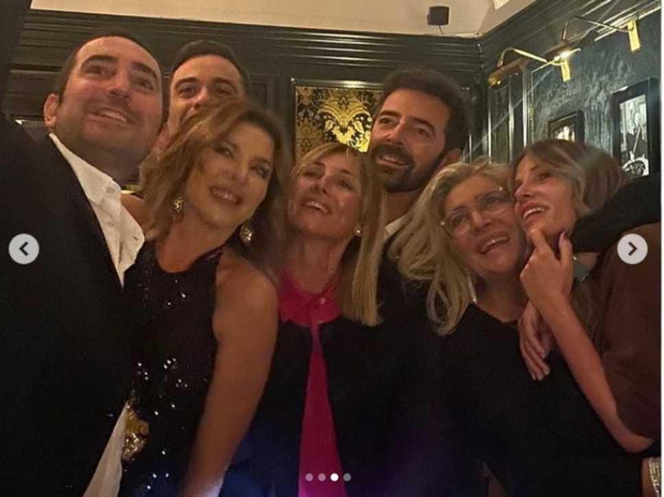 Mara Venier festa di compleanno con tanti amici Vip