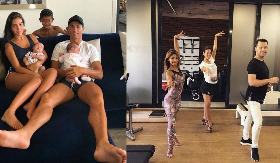Cristiano Ronaldo e Georgina aspettano una bambina e pensano alle nozze