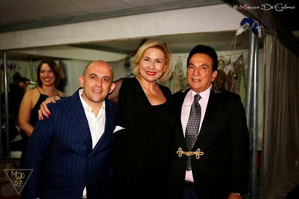 MODARTE 2017, Napoli e Piazza del Plebiscito accolgono la moda internazionale