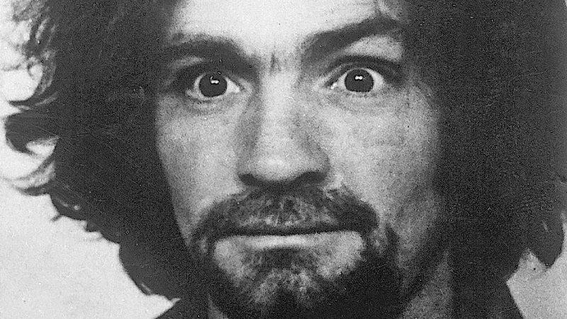 Charles Manson in fin di vita.