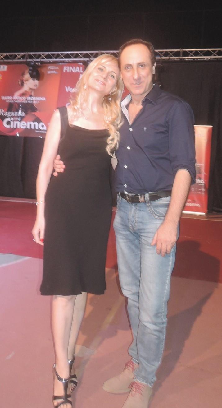 Una ragazza per il cinema, Antonello De Pierro e Maria Rita Parroccini in giuria a finale regionale Lazio