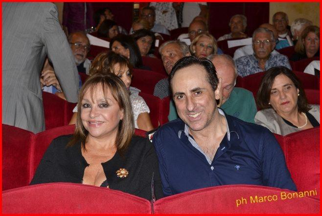 Antonello De Pierro e Adriana Russo inaugurano la nuova stagione del teatro delle Muse