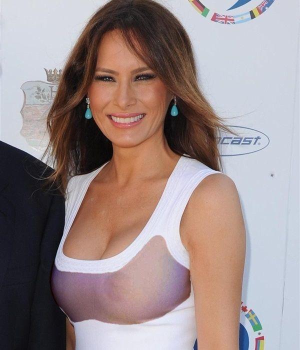 Melania nella bufera: da anni tradisce il marito Donald Trump?
