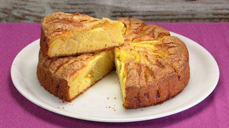 Torta Di Mele Semplice Fatta In Casa Da Benedetta Easy Homemade
