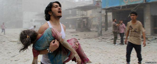 In Siria c'è carne da macello: si lascia fare perché è conveniente