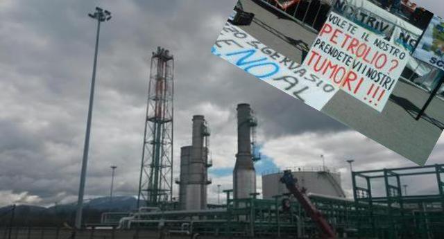 Basilicata sospende attività centro oli Eni per disastro ambientale - Ma sempre troppo tardi. Gianni Girotto (M5s, sempre loro, solo loro) aveva denunciato in Parlamento il crimine già 2 mesi fa!