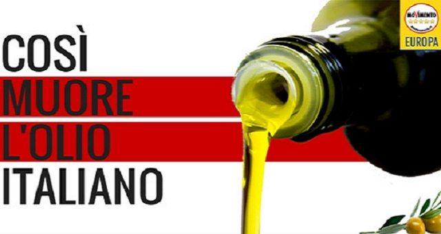 Per rinfrescarVi la memoria - Ecco come l'UE uccide il Made in Italy detassando l'olio tunisino e aumentandone le importazioni. Il tutto con il vergognoso voto favorevole del Pd...!!