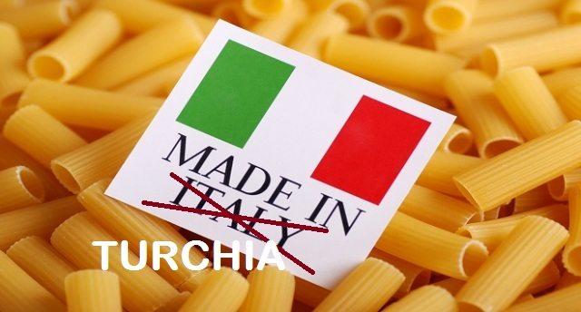 """Vergogna - La Cassazione conferma maxi sequestro (un milione di chili) di spaghetti di un notissimo marchio per violazione delle norme sul """"made in Italy"""" ...ingannavano la Gente, ma il prodotto era 100% Turco!!"""