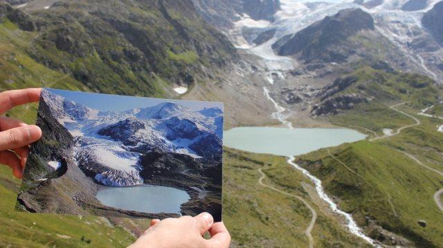"""È allarme tra gli esperti: nei ghiacciai delle Alpi sostanze radioattive riconducibili a test e incidenti nucleari come Fukushima. """"Col disgelo ritornano nell'aria""""...!!"""