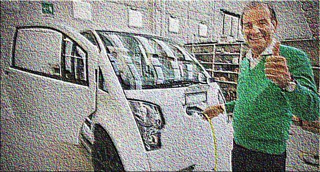 Vergogna - Ecco l'auto elettrica (90km/h - 200 km di autonomia - costo 10.000 € - consumi praticamente 0) che l'Italia non vuole e la Cina Si... Potenza delle lobby del petrolio!