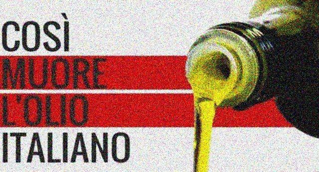 Il nostro olio di oliva, il migliore al mondo in crisi? Grazie, se l'UE detassa l'olio tunisino e ne aumenta le importazioni. Così si uccide un'eccellenza Italiana - Leggete e rinfrescatevi la memoria...