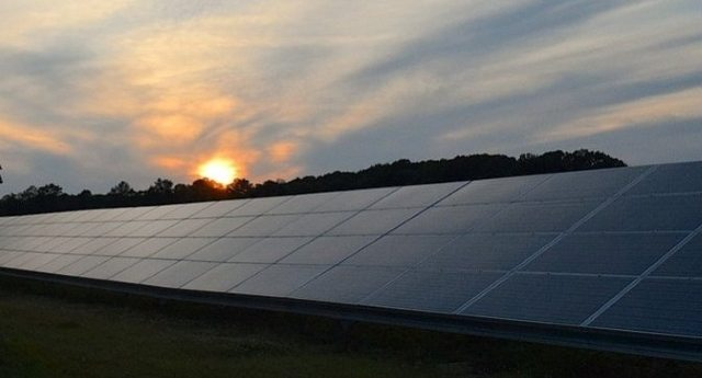"""Smog, quando il fotovoltaico è """"oscurato"""" dall'inquinamento atmosferico."""