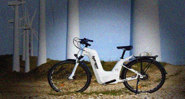 Ecco la super-ecologica bicicletta ad idrogeno