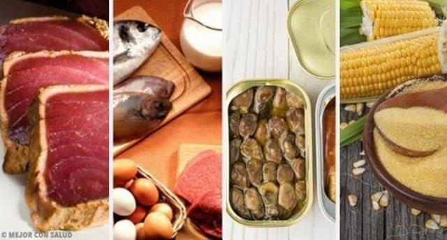 Pro-memoria: Ecco gli alimenti che contengono più tossine.