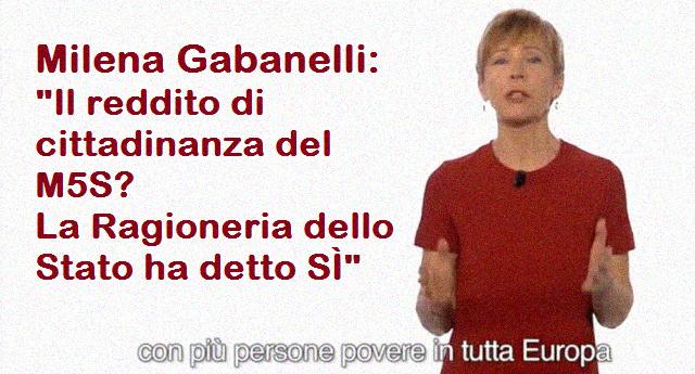 Milena Gabanelli: