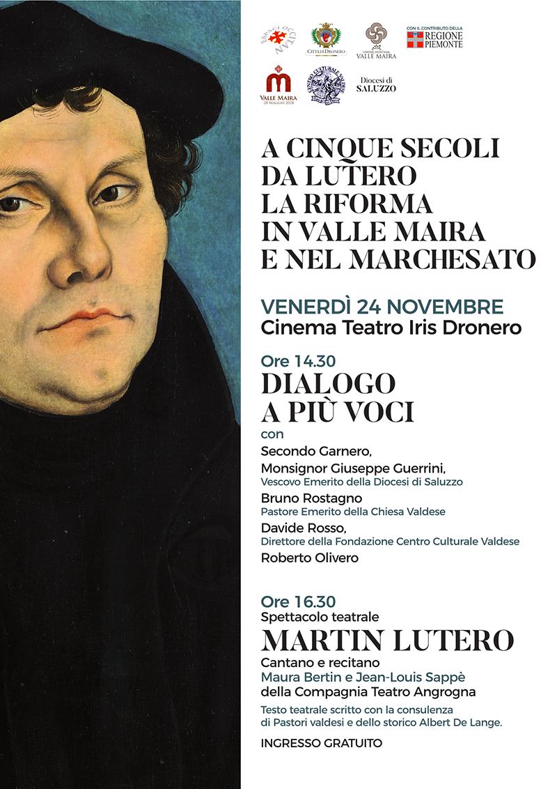 Cinque secoli da Lutero