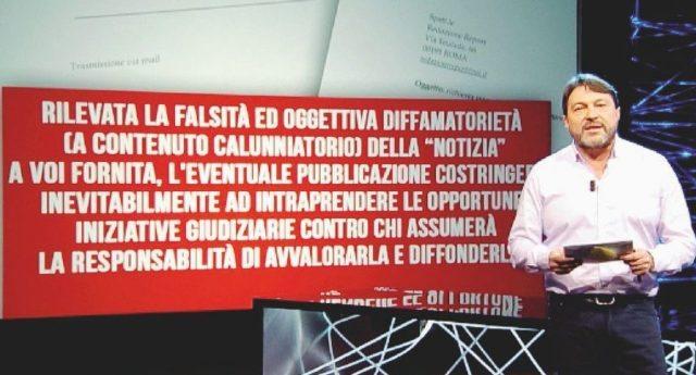 La proposta Cinquestelle: Se Sospendono Report gli italiani sospendano il pagamento del canone!