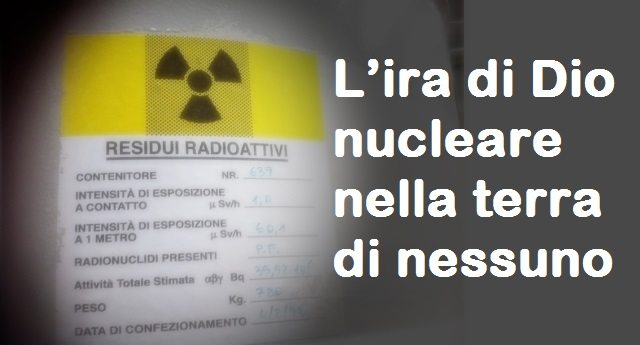 L'ira di Dio nucleare nella terra di nessuno